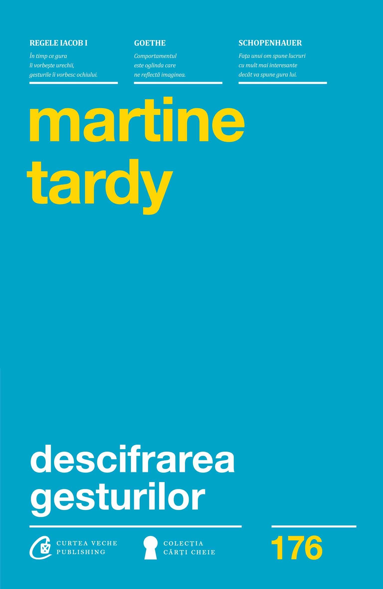 Descifrarea Gesturilor - Martine Tardy