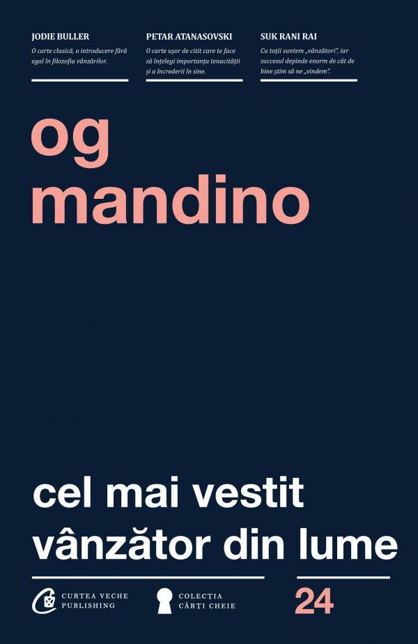Cel mai vestit vânzător din lume - Og Mandino