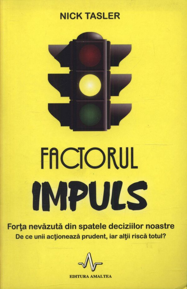 Factorul Impuls - Nick Tasler