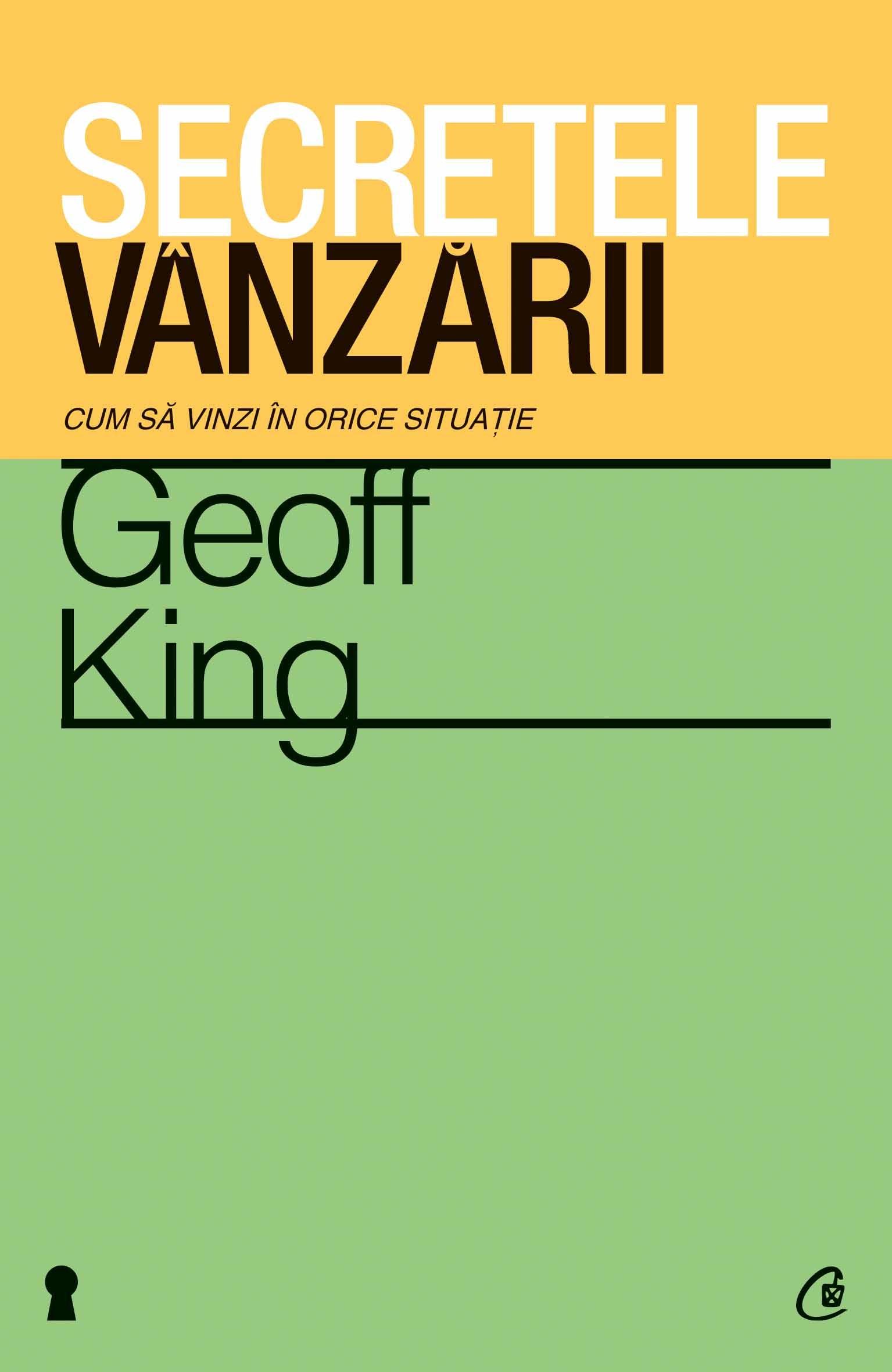 Secretele vânzării - Geoff King