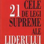 Cele 21 de legi supreme ale liderului – John Maxwell