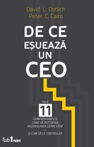 De ce eşuează un CEO - David L. Dotlich & Peter C. Cairo