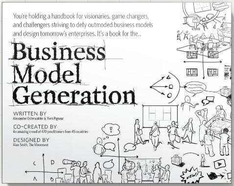 Business Model Generation - Alexander Osterwalder  Yves Pigneur