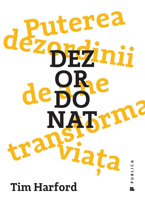 Dezordonat - Tim Harford