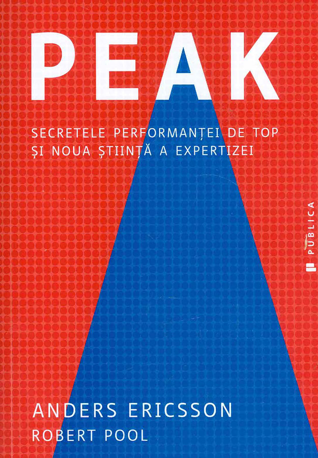 Peak - Anders Ericsson  Robert Pool