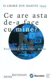 Ce Are Asta De-a Face Cu Mine? - Sacha Batthyany